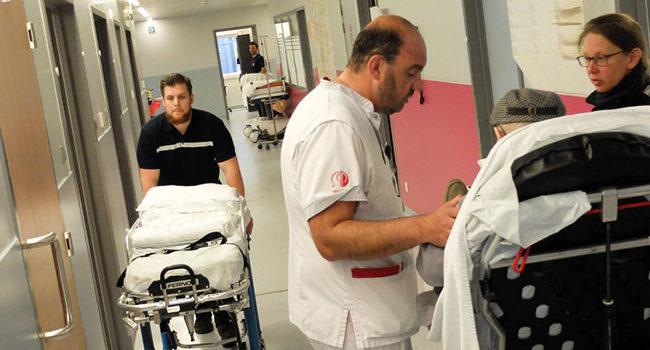 «La nouvelle clinique doit être près d'une gare», clame Cédric du Monceau