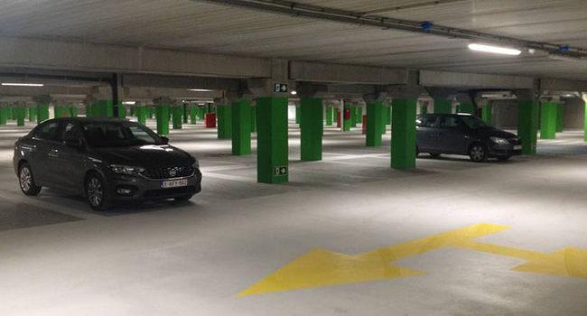 Louvain-la-Neuve: Nouvelle étape importante pour la liaison Park & Ride et la E411 !