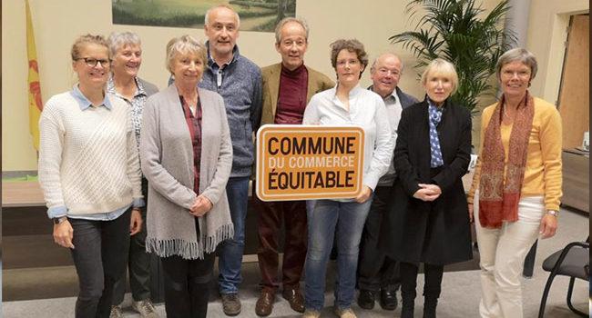 Une troisième commune du commerce équitable en Brabant Wallon